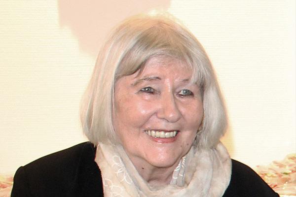 Waltraud Friederike Rauh