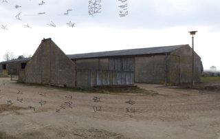 Meinsdorf, 2017, Fujiflex auf Aludibond, 100 x 213 cm