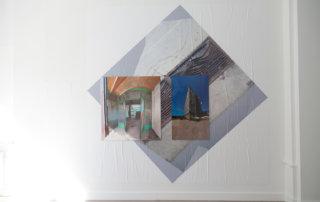 Eine Mär von Arbeit und Konsum im Wellental (Installationsansicht), 2017, Arbeit&Konsum, Galerie Axel Obiger, Foto: Oliver Möst