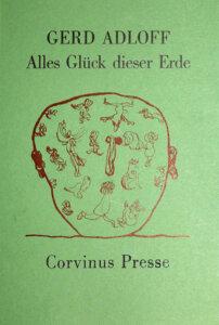 """Cover """"Alles Glück dieser Erde"""""""
