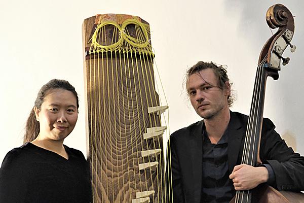 Lixue Lin-Siedler und Marcel Siegel, Foto © Cristina Marx