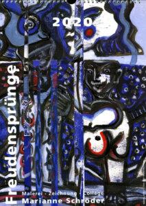 Kalender für 2020 mit 12 Motiven von Marianne Schröder